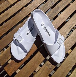 NEW Birkenstock Madrid EVA White